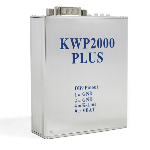 KWP2000 plus flasher programmer