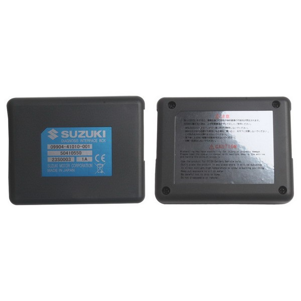 Suzuki Diagnostic System Mobile