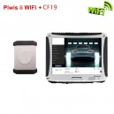 Porsche Piwis II Wifi Tester with Laptop with CF19