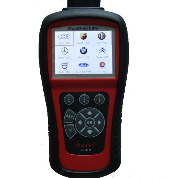 Autel MD8Elite All Vehicle System s Pro DS Scan tool Review