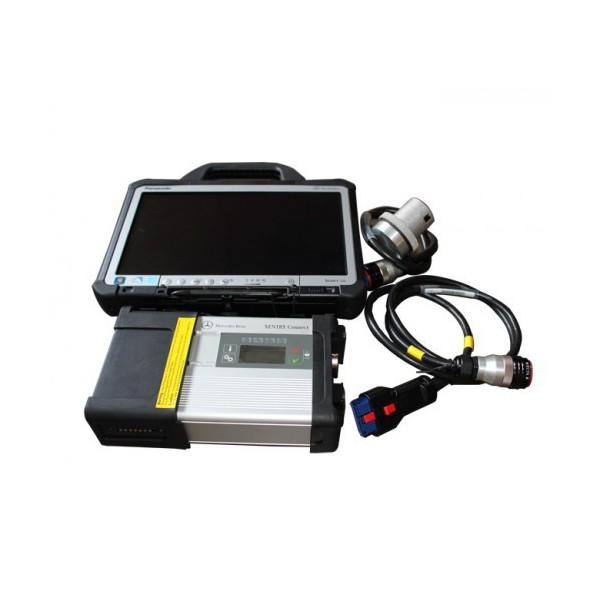 Xentry connect with xentry tab mercedes benz diagnostic for Mercedes benz tools